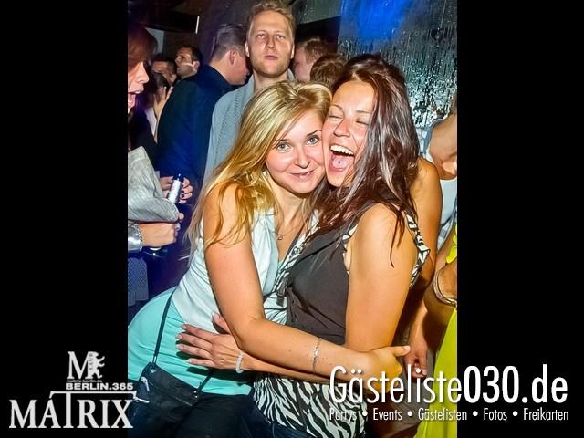 https://www.gaesteliste030.de/Partyfoto #8 Matrix Berlin vom 12.09.2012
