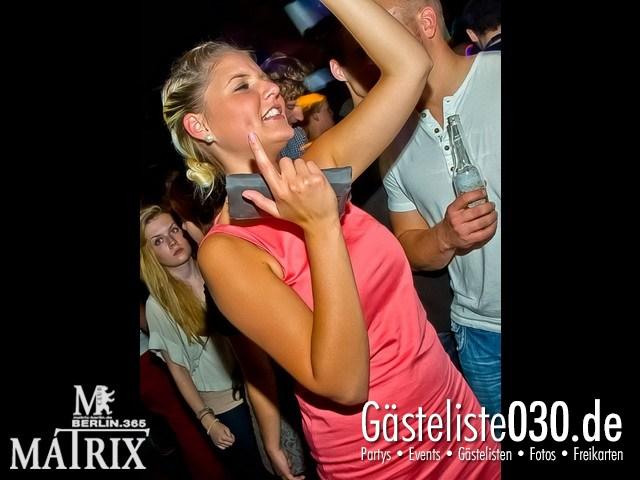 https://www.gaesteliste030.de/Partyfoto #38 Matrix Berlin vom 12.09.2012
