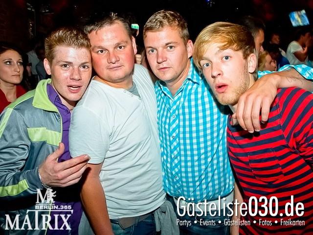 https://www.gaesteliste030.de/Partyfoto #66 Matrix Berlin vom 12.09.2012