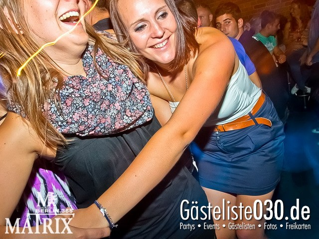 Partypics Matrix 12.09.2012 Allure