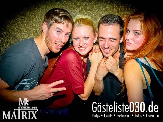 https://www.gaesteliste030.de/Partyfoto #134 Matrix Berlin vom 12.09.2012