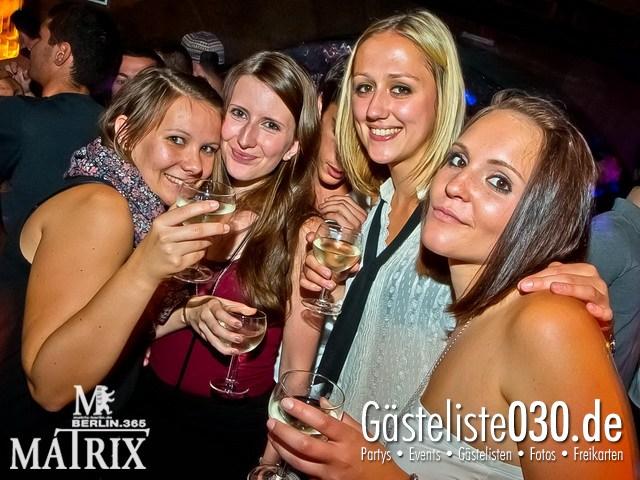 https://www.gaesteliste030.de/Partyfoto #83 Matrix Berlin vom 12.09.2012
