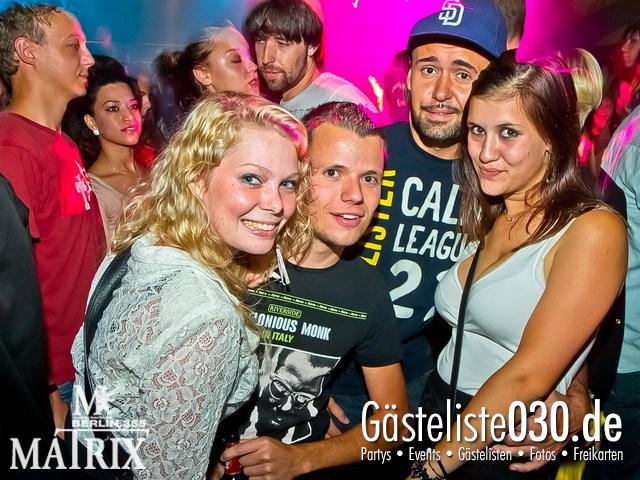 https://www.gaesteliste030.de/Partyfoto #58 Matrix Berlin vom 12.09.2012