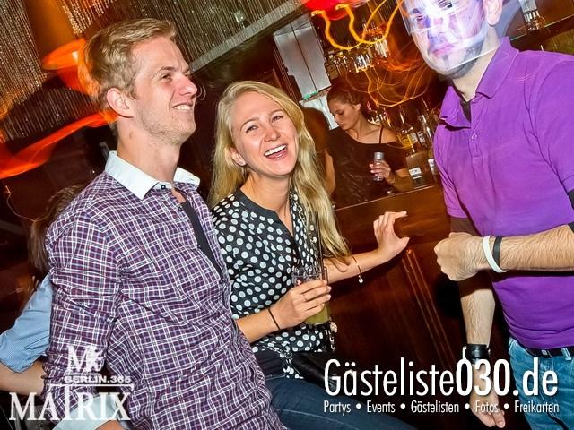 https://www.gaesteliste030.de/Partyfoto #65 Matrix Berlin vom 12.09.2012