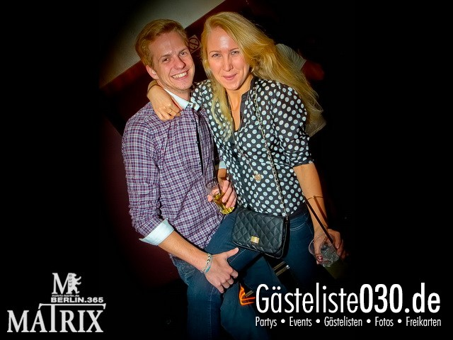 https://www.gaesteliste030.de/Partyfoto #15 Matrix Berlin vom 12.09.2012