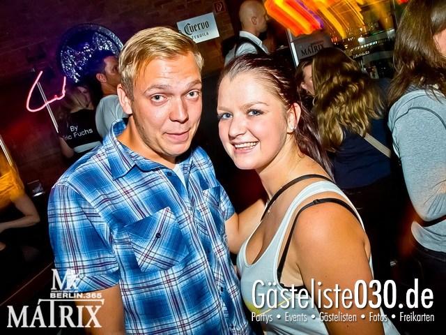 https://www.gaesteliste030.de/Partyfoto #133 Matrix Berlin vom 12.09.2012