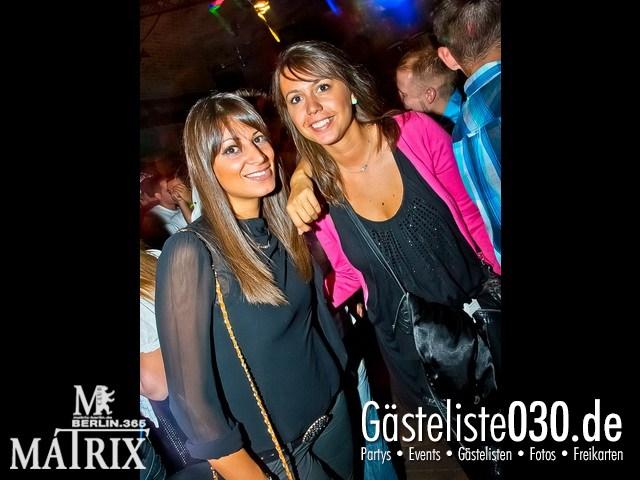 https://www.gaesteliste030.de/Partyfoto #35 Matrix Berlin vom 12.09.2012