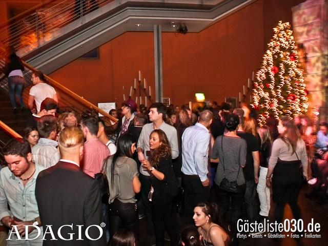 Partypics Adagio 01.12.2012 High Heels On The Dancefloor /// xmas countdown
