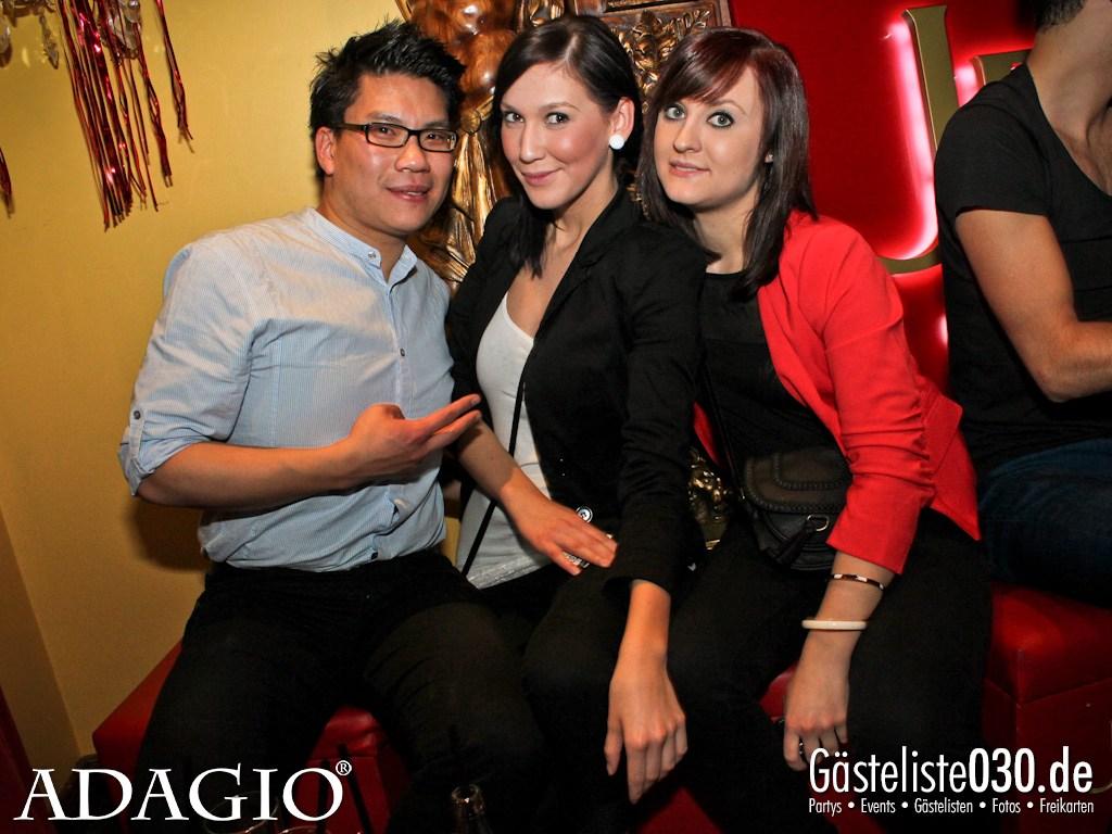 Partyfoto #49 Adagio 01.12.2012 High Heels On The Dancefloor /// xmas countdown