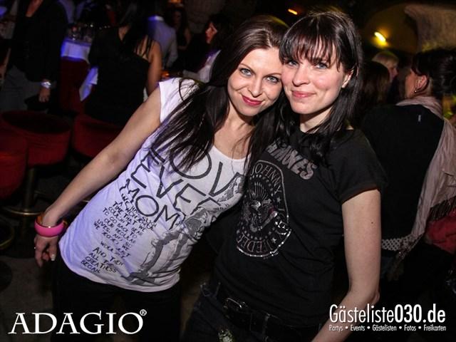 https://www.gaesteliste030.de/Partyfoto #58 Adagio Berlin vom 05.04.2013