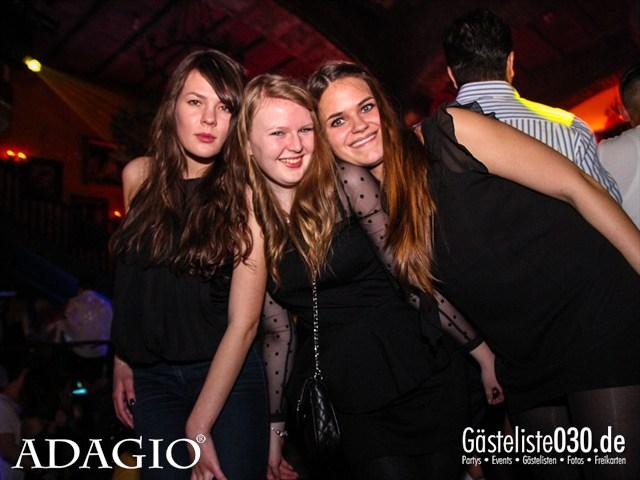 https://www.gaesteliste030.de/Partyfoto #9 Adagio Berlin vom 05.04.2013
