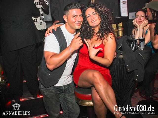 https://www.gaesteliste030.de/Partyfoto #5 Annabelle's Berlin vom 26.05.2012