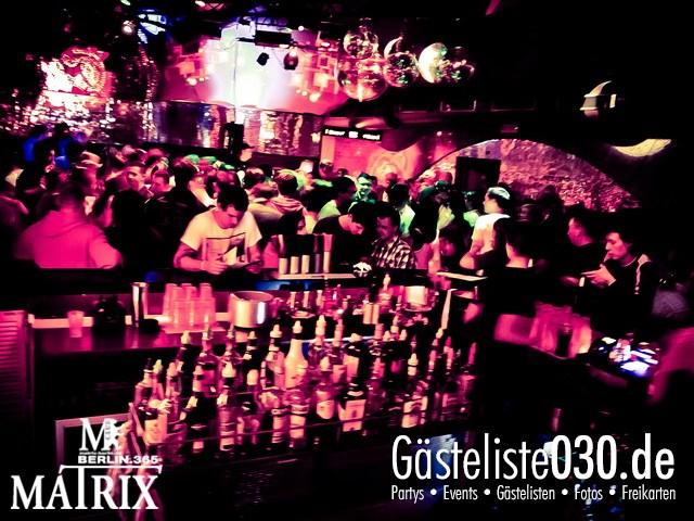 https://www.gaesteliste030.de/Partyfoto #79 Matrix Berlin vom 05.01.2013