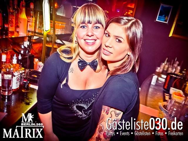 https://www.gaesteliste030.de/Partyfoto #49 Matrix Berlin vom 05.01.2013