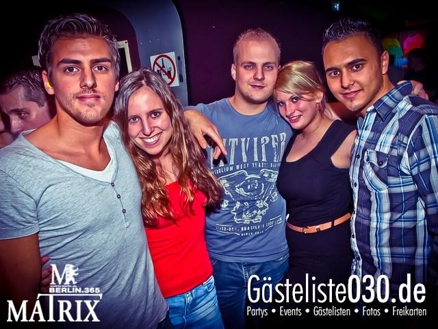 https://www.gaesteliste030.de/Partyfoto #69 Matrix Berlin vom 05.01.2013