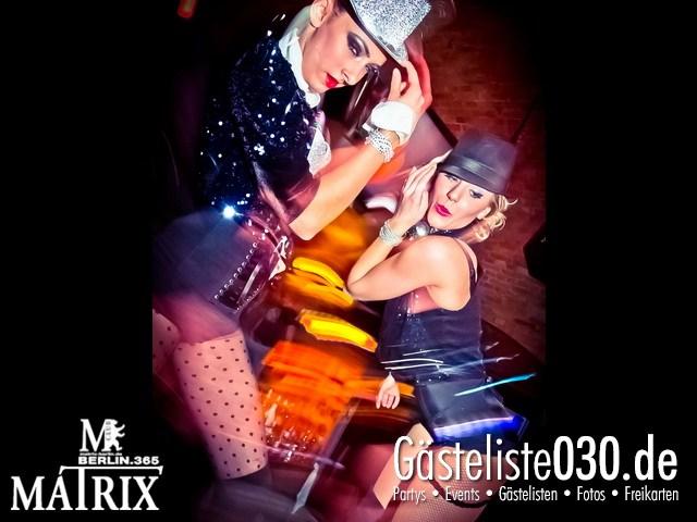 https://www.gaesteliste030.de/Partyfoto #86 Matrix Berlin vom 05.01.2013