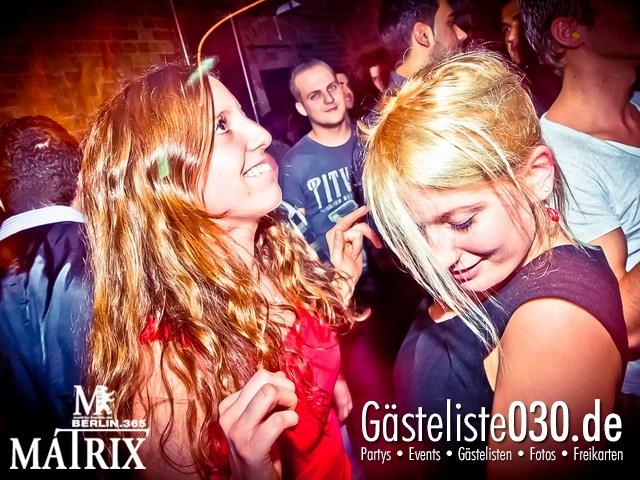 https://www.gaesteliste030.de/Partyfoto #45 Matrix Berlin vom 05.01.2013