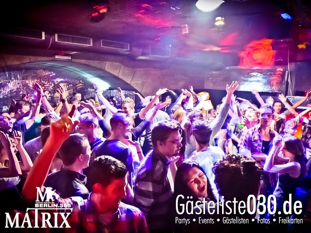https://www.gaesteliste030.de/Partyfoto #51 Matrix Berlin vom 05.01.2013