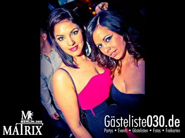 https://www.gaesteliste030.de/Partyfoto #11 Matrix Berlin vom 23.11.2012