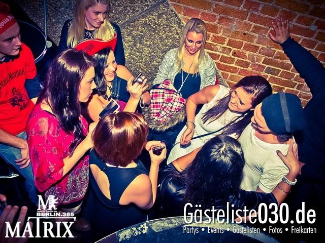 https://www.gaesteliste030.de/Partyfoto #6 Matrix Berlin vom 23.11.2012