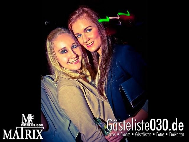 https://www.gaesteliste030.de/Partyfoto #60 Matrix Berlin vom 23.11.2012