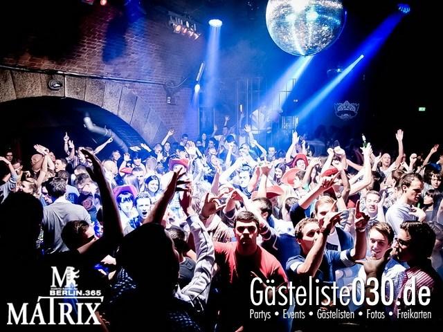https://www.gaesteliste030.de/Partyfoto #96 Matrix Berlin vom 23.11.2012