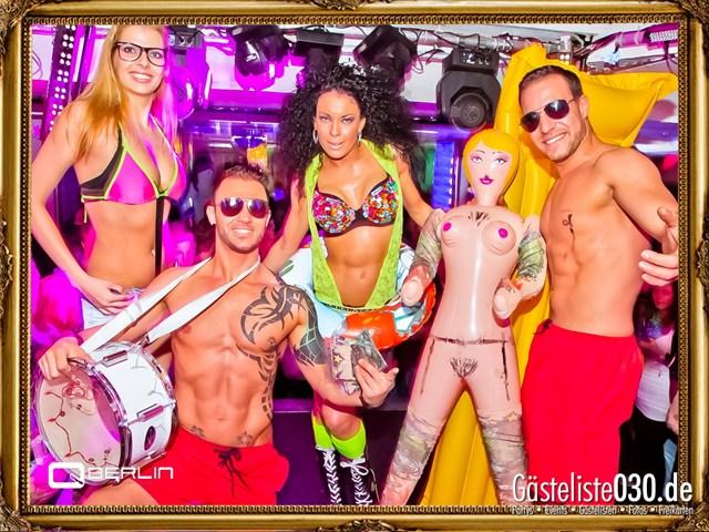 Partypics Q-Dorf 28.03.2013 Cancun