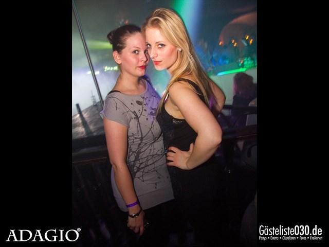 https://www.gaesteliste030.de/Partyfoto #85 Adagio Berlin vom 12.04.2013