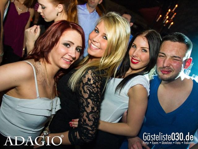 https://www.gaesteliste030.de/Partyfoto #62 Adagio Berlin vom 12.04.2013