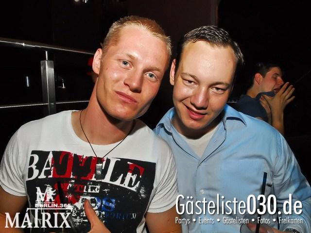 https://www.gaesteliste030.de/Partyfoto #55 Matrix Berlin vom 05.07.2012