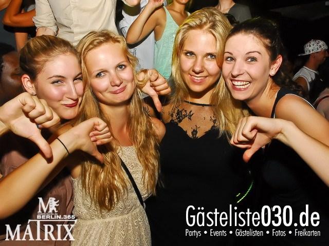https://www.gaesteliste030.de/Partyfoto #13 Matrix Berlin vom 05.07.2012