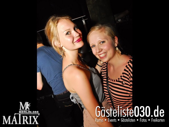 https://www.gaesteliste030.de/Partyfoto #34 Matrix Berlin vom 05.07.2012