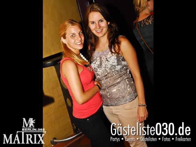 https://www.gaesteliste030.de/Partyfoto #38 Matrix Berlin vom 05.07.2012