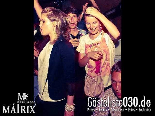 https://www.gaesteliste030.de/Partyfoto #53 Matrix Berlin vom 05.07.2012