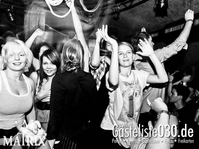 https://www.gaesteliste030.de/Partyfoto #45 Matrix Berlin vom 05.07.2012