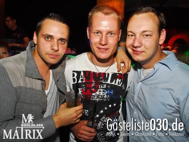 https://www.gaesteliste030.de/Partyfoto #58 Matrix Berlin vom 05.07.2012