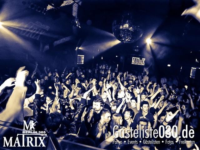 https://www.gaesteliste030.de/Partyfoto #83 Matrix Berlin vom 06.03.2013