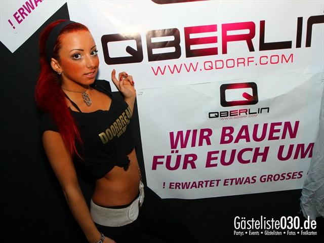 https://www.gaesteliste030.de/Partyfoto #185 Q-Dorf Berlin vom 21.09.2012