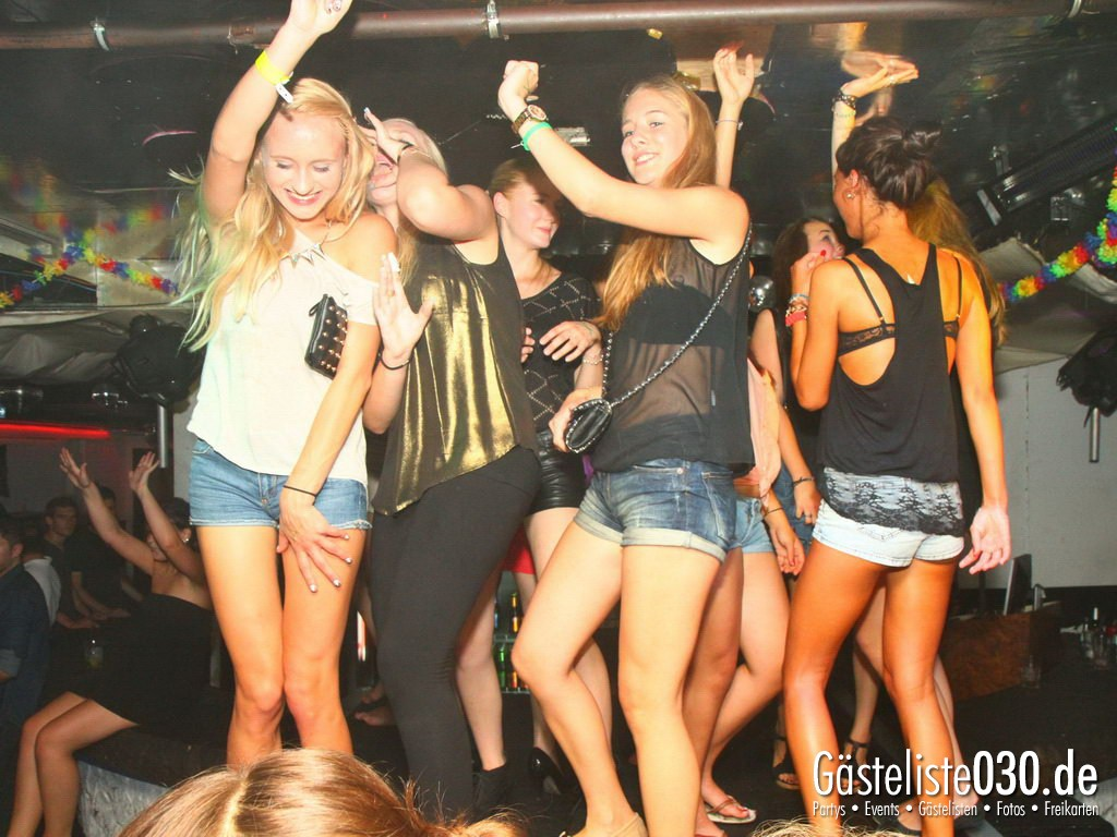 Partyfoto #48 Q-Dorf 25.07.2012 Abi Maniac
