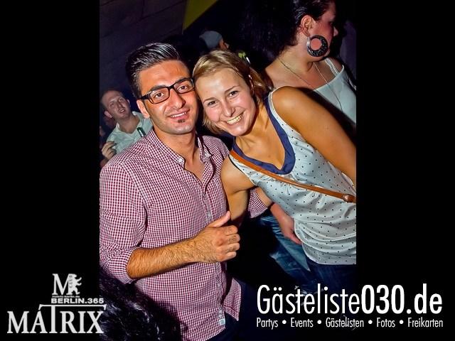 https://www.gaesteliste030.de/Partyfoto #83 Matrix Berlin vom 08.09.2012