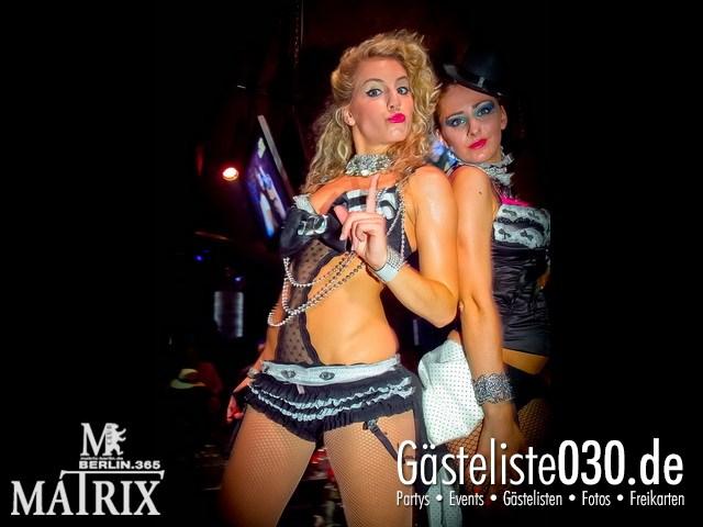 https://www.gaesteliste030.de/Partyfoto #59 Matrix Berlin vom 08.09.2012