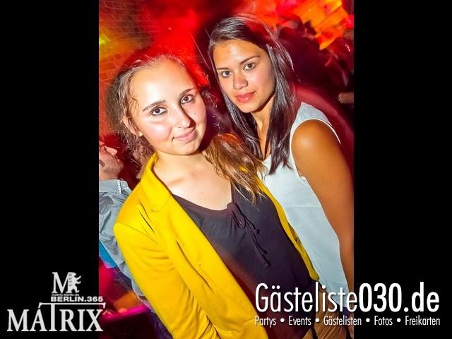 https://www.gaesteliste030.de/Partyfoto #50 Matrix Berlin vom 08.09.2012