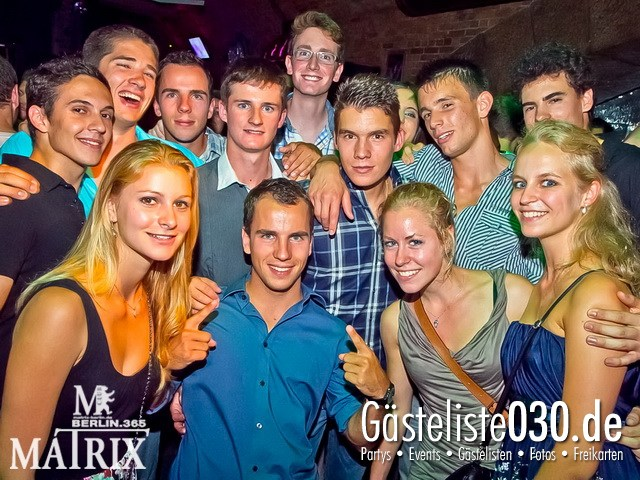 https://www.gaesteliste030.de/Partyfoto #56 Matrix Berlin vom 08.09.2012