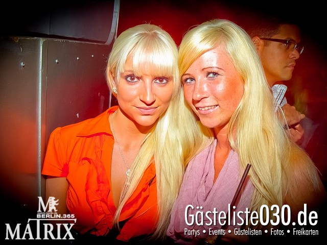https://www.gaesteliste030.de/Partyfoto #81 Matrix Berlin vom 08.09.2012