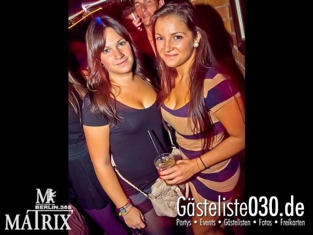 https://www.gaesteliste030.de/Partyfoto #60 Matrix Berlin vom 08.09.2012