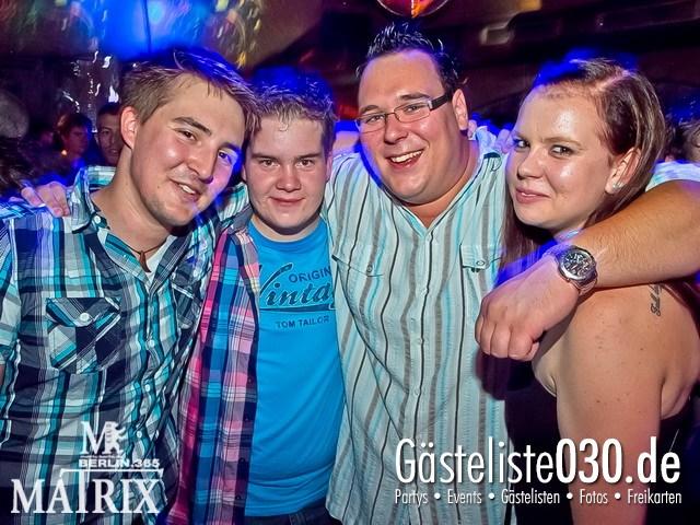 https://www.gaesteliste030.de/Partyfoto #91 Matrix Berlin vom 08.09.2012