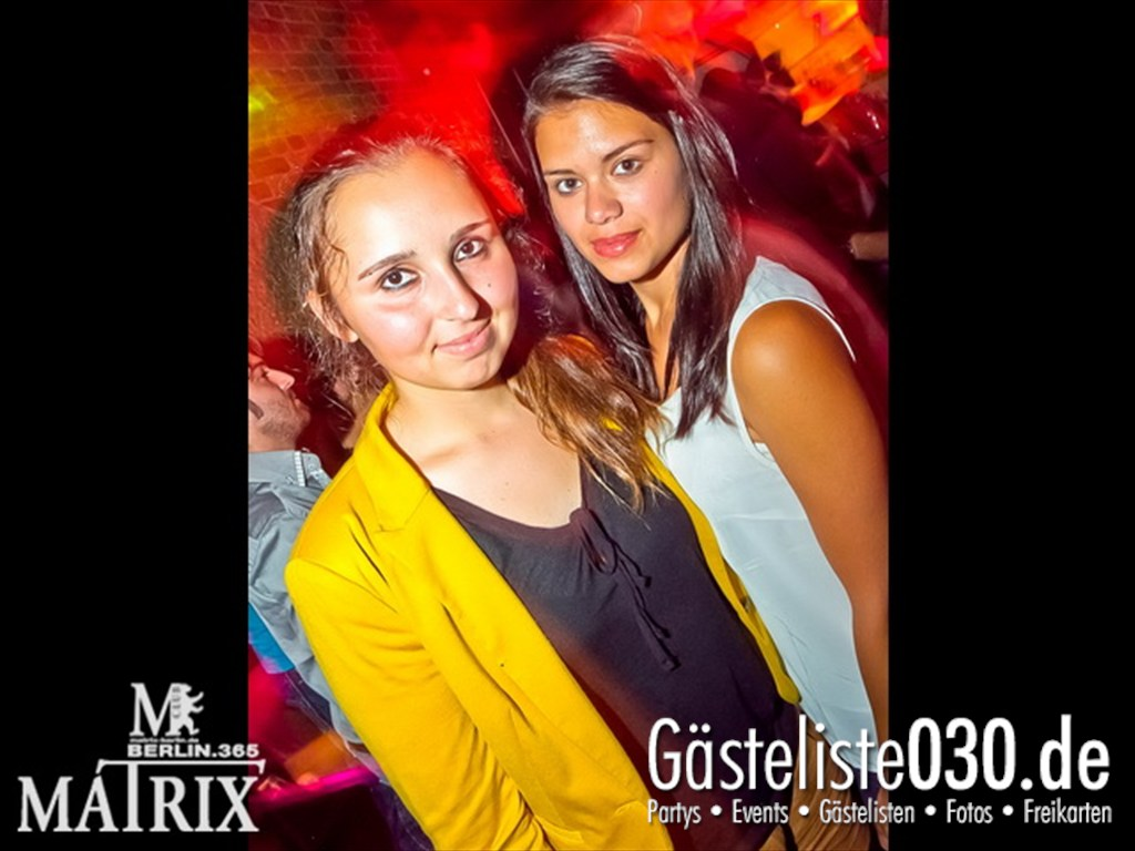 Partyfoto #50 Matrix 08.09.2012 Berlin Club Nacht - Blactro Label Showcase