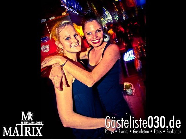 https://www.gaesteliste030.de/Partyfoto #121 Matrix Berlin vom 21.11.2012
