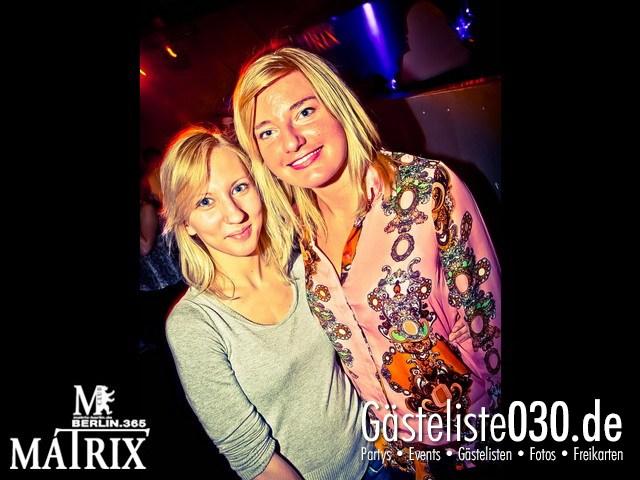 https://www.gaesteliste030.de/Partyfoto #75 Matrix Berlin vom 21.11.2012