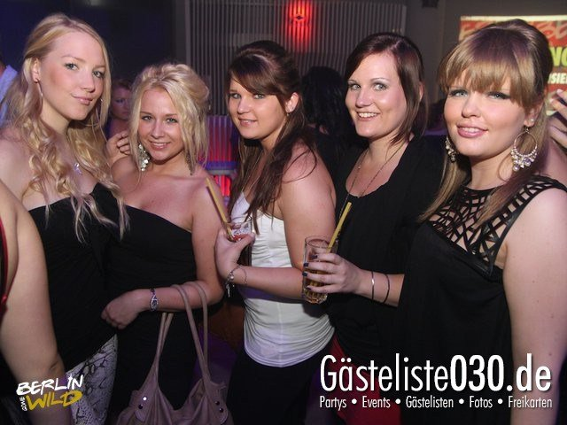 Partypics E4 08.09.2012 Berlin Gone Wild - Offizielle Step Up – Miami Heat Party